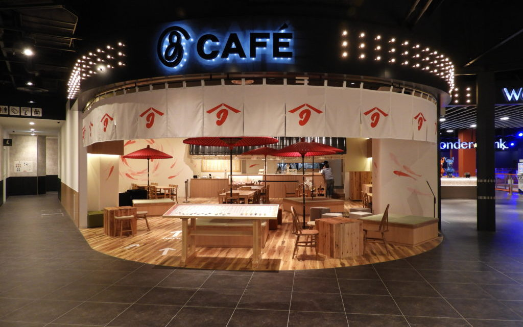 J-CAFE THE OUTLETS HIROSHIMA